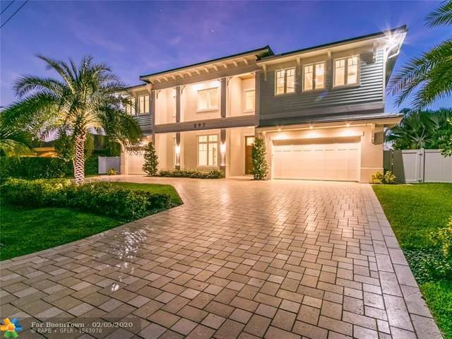 297 Tropic Dr, Lauderdale By The Sea, FL 33308 (MLS #F10213882) :: GK Realty Group LLC