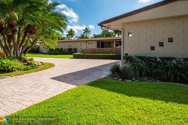 1020 S Southlake Dr, Hollywood, FL 33019 (MLS #F10213920) :: Green Realty Properties