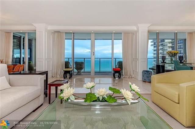 4300 N Ocean Blvd Pha, Fort Lauderdale, FL 33308 (MLS #F10214006) :: The O'Flaherty Team