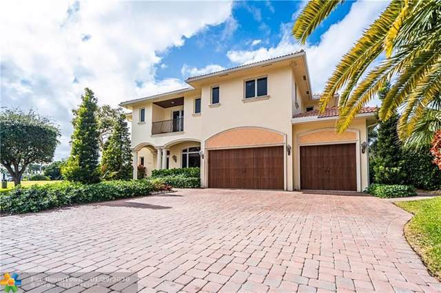 3711 NE 26th Ave, Lighthouse Point, FL 33064 (MLS #F10214106) :: Green Realty Properties