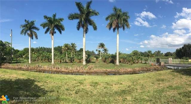 5450 SW 148 AVE, Southwest Ranches, FL 33330 (MLS #F10214235) :: United Realty Group