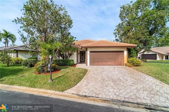 1792 Riverwood Ln, Coral Springs, FL 33071 (MLS #F10214322) :: Green Realty Properties