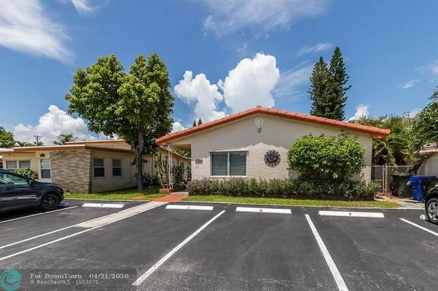1037 N Victoria Park Road, Fort Lauderdale, FL 33304 (#F10214330) :: The Rizzuto Woodman Team