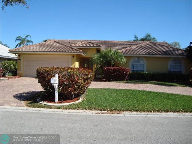 5055 NW 96th Dr, Coral Springs, FL 33076 (MLS #F10214351) :: United Realty Group