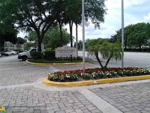 875 Riverside Dr #726, Coral Springs, FL 33071 (MLS #F10214385) :: Green Realty Properties