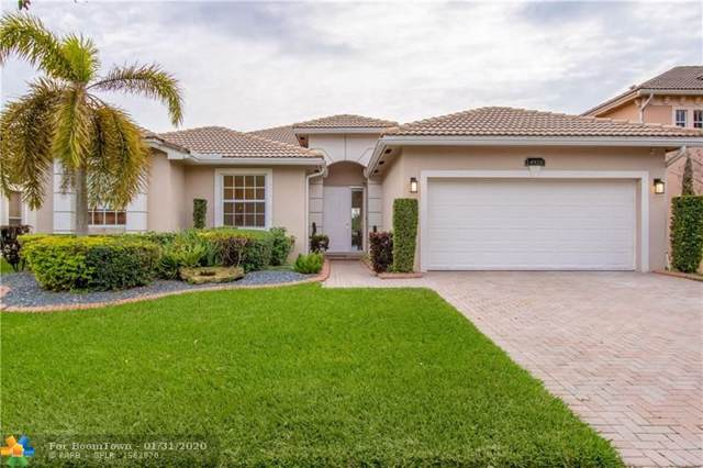 14926 SW 52nd St, Miramar, FL 33027 (MLS #F10214465) :: Green Realty Properties