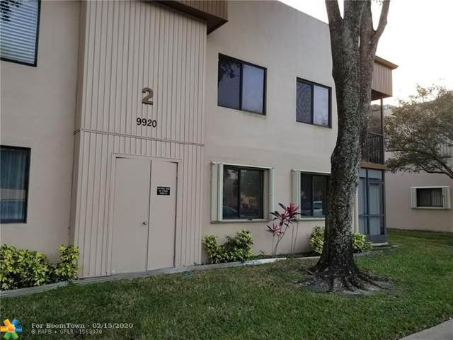 9920 NW 68 Place #104, Tamarac, FL 33321 (MLS #F10214515) :: Green Realty Properties