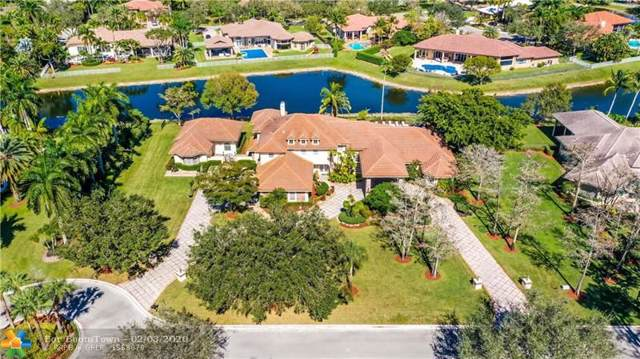 8611 NW 60th Ct, Parkland, FL 33067 (MLS #F10214574) :: Green Realty Properties