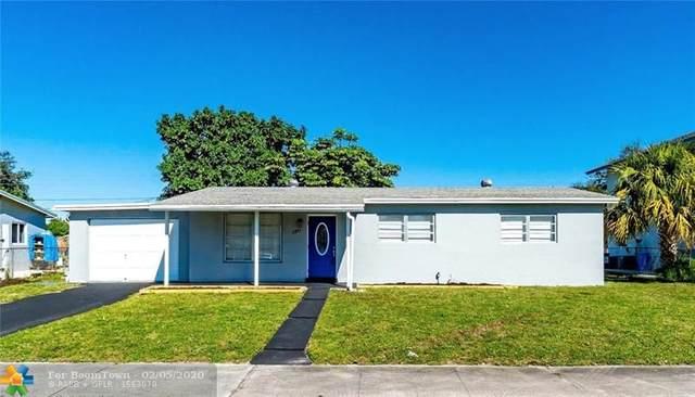 1311 NE 209th Ter, Miami, FL 33179 (MLS #F10214762) :: Green Realty Properties