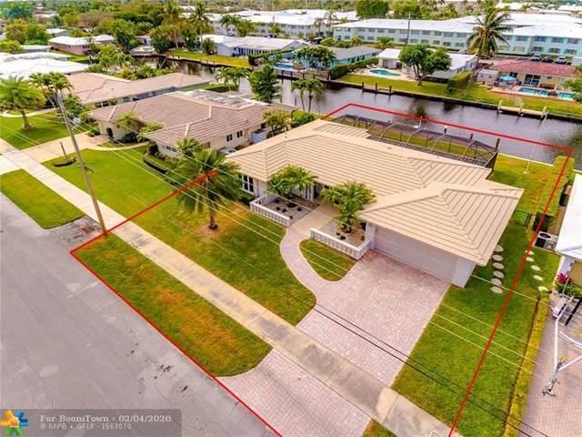 6311 NE 19th Ter, Fort Lauderdale, FL 33308 (MLS #F10214784) :: RE/MAX