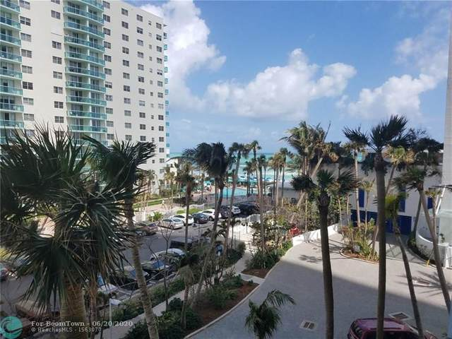 4001 S Ocean Dr 4M, Hollywood, FL 33019 (#F10215042) :: Ryan Jennings Group