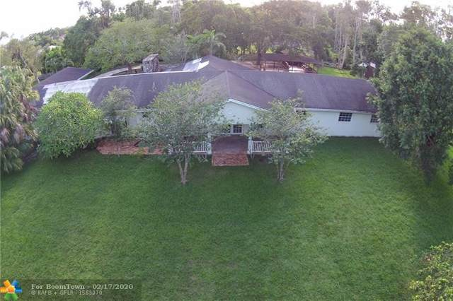 5651 Melaleuca Rd, Southwest Ranches, FL 33330 (MLS #F10215148) :: THE BANNON GROUP at RE/MAX CONSULTANTS REALTY I