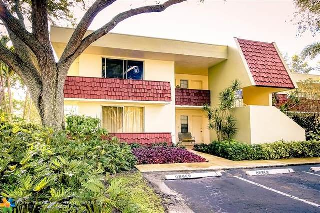 3201 N Course Ln #112, Pompano Beach, FL 33069 (MLS #F10215336) :: Green Realty Properties