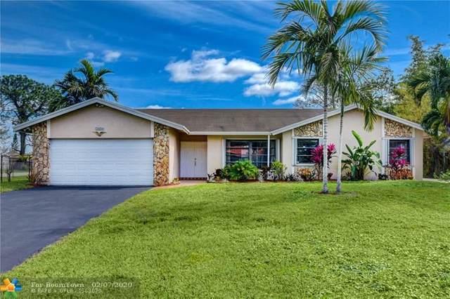 2830 NW 120th Ave, Plantation, FL 33323 (MLS #F10215899) :: Berkshire Hathaway HomeServices EWM Realty