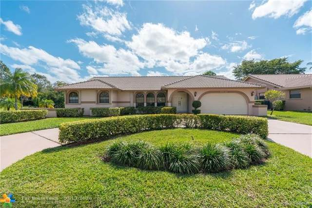10932 NW 13th Ct, Coral Springs, FL 33071 (MLS #F10215950) :: Green Realty Properties