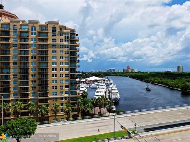2670 E Sunrise Blvd #832, Fort Lauderdale, FL 33304 (MLS #F10215958) :: The Paiz Group