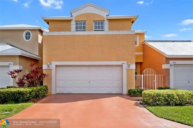 5663 NW 120th Ter, Coral Springs, FL 33076 (MLS #F10215996) :: United Realty Group