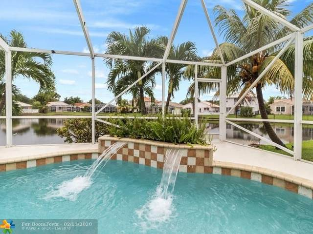 5543 NW 124th Ave, Coral Springs, FL 33076 (MLS #F10216007) :: United Realty Group
