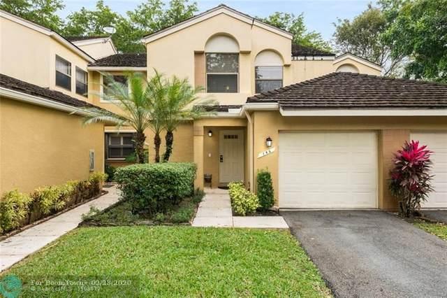 146 NW 98th Ter #146, Plantation, FL 33324 (MLS #F10216057) :: Berkshire Hathaway HomeServices EWM Realty