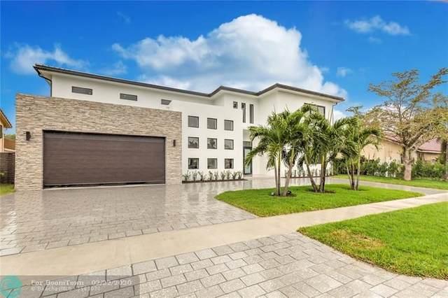 10151 SW 3rd St, Plantation, FL 33324 (MLS #F10216189) :: Green Realty Properties