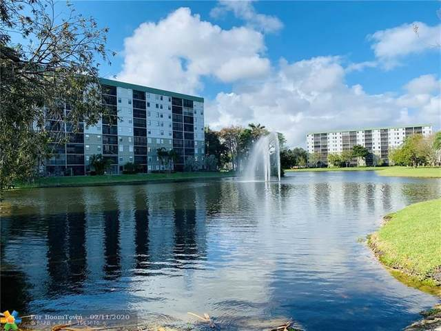 2316 S Cypress Bend Dr #421, Pompano Beach, FL 33069 (MLS #F10216249) :: Green Realty Properties