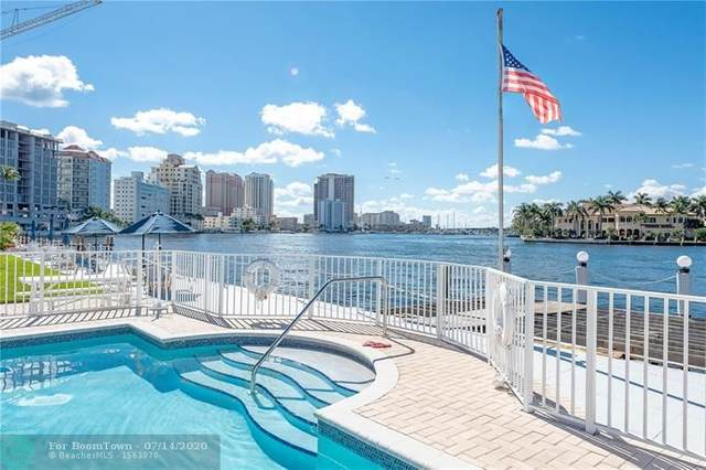 425 Bayshore Dr 11A, Fort Lauderdale, FL 33304 (#F10216261) :: The Rizzuto Woodman Team
