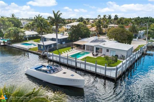500 Riviera Dr, Fort Lauderdale, FL 33301 (MLS #F10216273) :: Castelli Real Estate Services