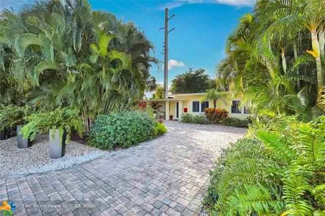 1128 NE 16th St, Fort Lauderdale, FL 33304 (MLS #F10216319) :: Green Realty Properties