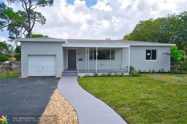 310 Carolina Ave, Fort Lauderdale, FL 33312 (MLS #F10216352) :: Green Realty Properties