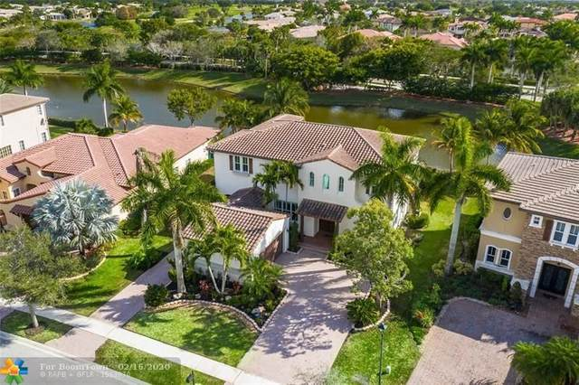 12170 NW 71st St, Parkland, FL 33076 (MLS #F10216391) :: Green Realty Properties
