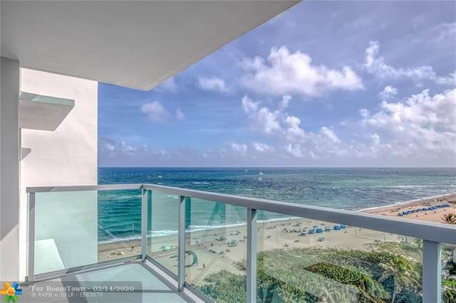 1610 N Ocean Blvd #1005, Pompano Beach, FL 33062 (MLS #F10216493) :: Green Realty Properties