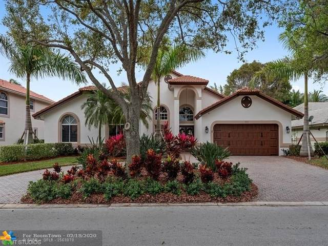 1862 Classic Dr, Coral Springs, FL 33071 (MLS #F10216580) :: Green Realty Properties