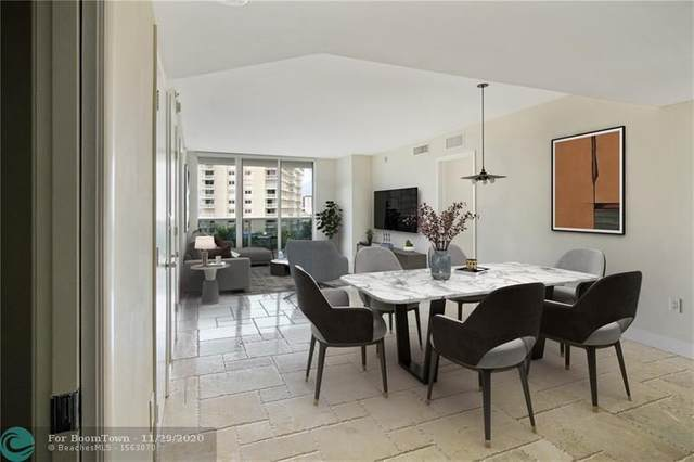 1800 S Ocean Dr #507, Hallandale, FL 33009 (MLS #F10216625) :: Green Realty Properties