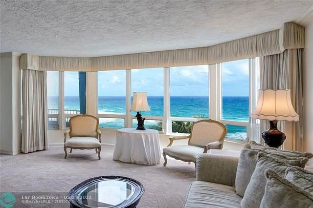 1073 Hillsboro Mile 6S, Hillsboro Beach, FL 33062 (#F10216640) :: Posh Properties