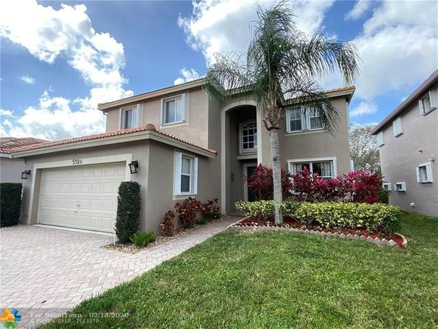 5324 NW 122nd Dr, Coral Springs, FL 33076 (MLS #F10216786) :: United Realty Group