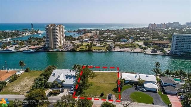 2648 NE 24th St, Lighthouse Point, FL 33064 (MLS #F10216869) :: Green Realty Properties