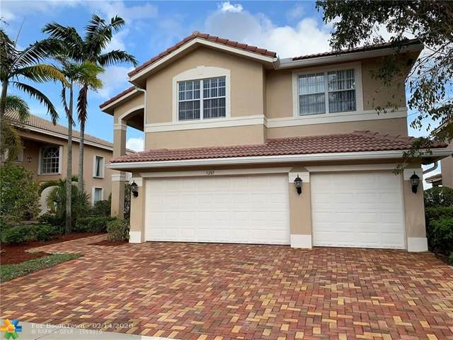 5207 SW 183rd Ave, Miramar, FL 33029 (MLS #F10216918) :: Green Realty Properties