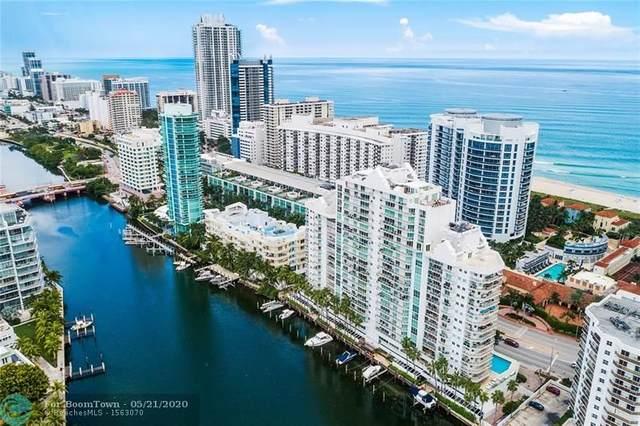 5900 Collins Ave #1007, Miami Beach, FL 33140 (MLS #F10216928) :: Castelli Real Estate Services