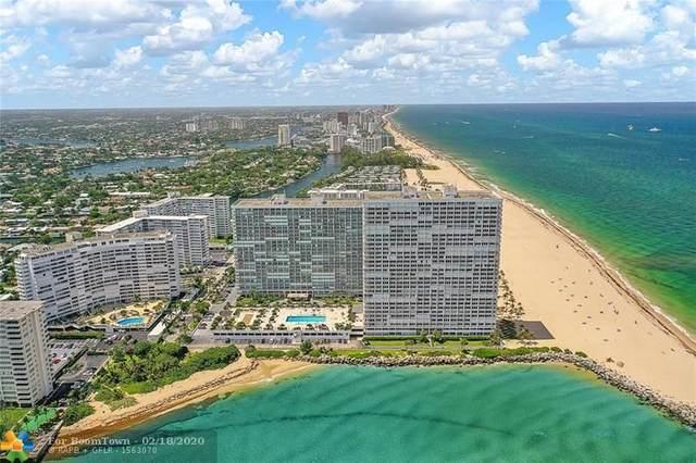 2100 S Ocean Ln #602, Fort Lauderdale, FL 33316 (MLS #F10216982) :: United Realty Group