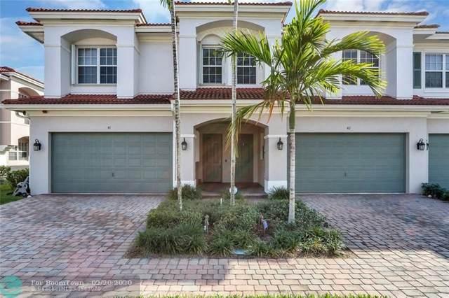 42 Lancaster Rd #42, Boynton Beach, FL 33426 (MLS #F10217049) :: Berkshire Hathaway HomeServices EWM Realty