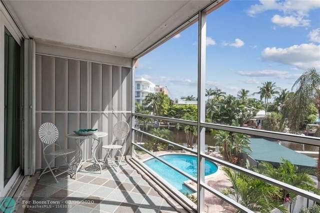 1750 E Las Olas Blvd #301, Fort Lauderdale, FL 33301 (MLS #F10217113) :: Berkshire Hathaway HomeServices EWM Realty