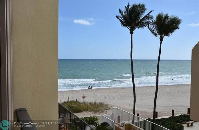 4228 El Mar Dr #303, Lauderdale By The Sea, FL 33308 (MLS #F10217266) :: Best Florida Houses of RE/MAX