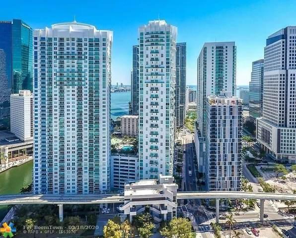 31 SE 5th St #3210, Miami, FL 33131 (MLS #F10217344) :: Berkshire Hathaway HomeServices EWM Realty