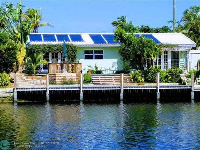 1890 SE 5th Ct, Pompano Beach, FL 33060 (MLS #F10217393) :: Green Realty Properties