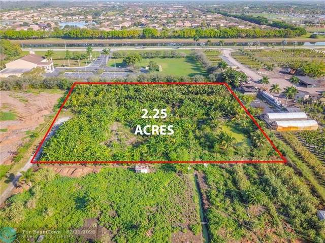 4860 SW 192nd Ter, Southwest Ranches, FL 33332 (#F10217538) :: Real Estate Authority