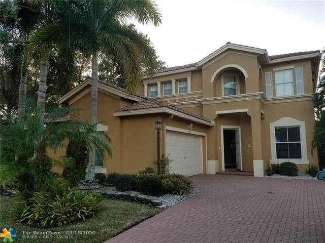 5722 NW 120th Ter, Coral Springs, FL 33076 (MLS #F10217549) :: United Realty Group