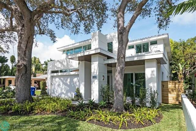 815 SE 9th St, Fort Lauderdale, FL 33316 (MLS #F10217587) :: The Howland Group