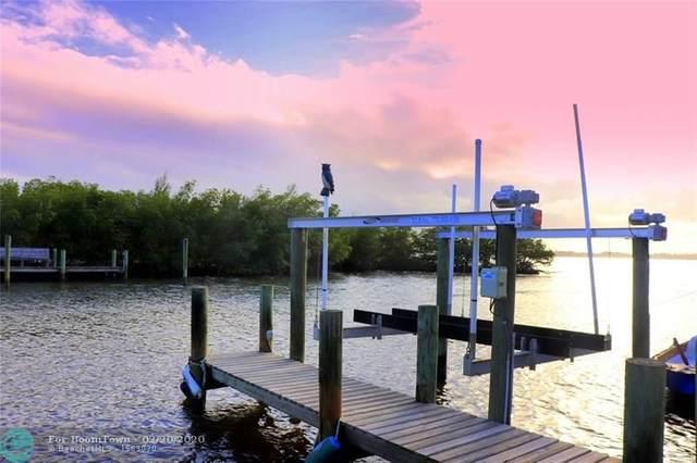 10851    #78 S Ocean Drive, Hutchinson Island, FL 34957 (MLS #F10217664) :: Berkshire Hathaway HomeServices EWM Realty