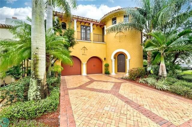 9544 Kenley Ct, Parkland, FL 33076 (MLS #F10217712) :: Green Realty Properties