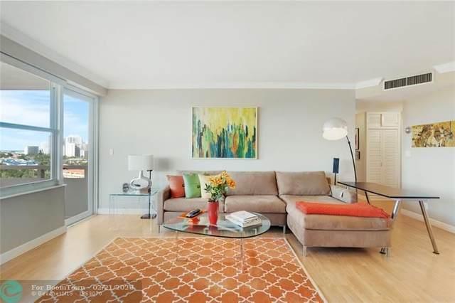 3300 NE 36th St #1103, Fort Lauderdale, FL 33308 (MLS #F10217827) :: Berkshire Hathaway HomeServices EWM Realty
